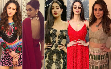 STUNNER OR BUMMER: Sara Ali Khan, Deepika Padukone, Janhvi Kapoor, Esha Gupta Or Gauri Khan?