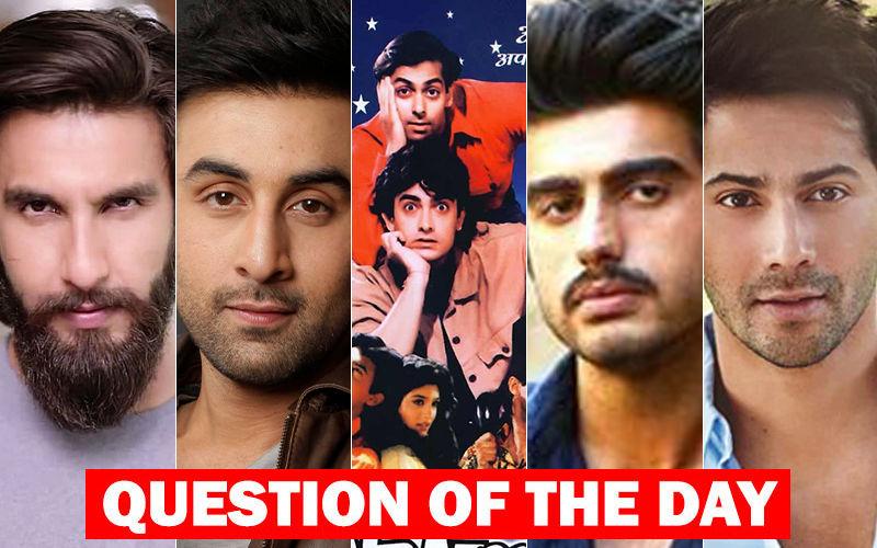 Which Two You Want To See In Andaz Apna Apna 2 -Ranveer, Ranbir, Arjun, Varun?