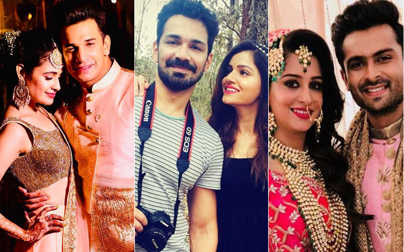 Diwali 2018: Yuvika Chaudhary-Prince Narula, Rubina Dilaik-Abhinav Shukla, Dipika Kakar-Shoaib Ibrahim – TV Couples' First Diwali After Marriage