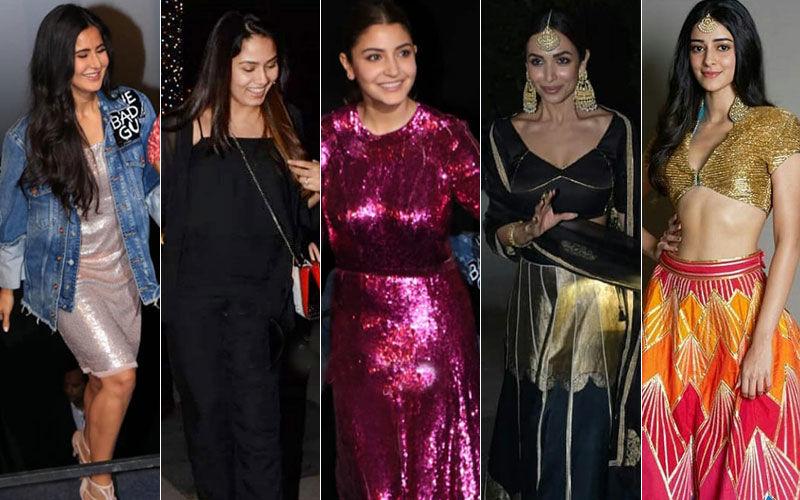 BEST DRESSED & WORST DRESSED Of The Week: Katrina Kaif, Mira Rajput, Anushka Sharma, Malaika Arora Or Ananya Panday?