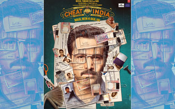Emraan Hashmi Shares First Poster Of Cheat India And It Has Piqued Our Curiosity