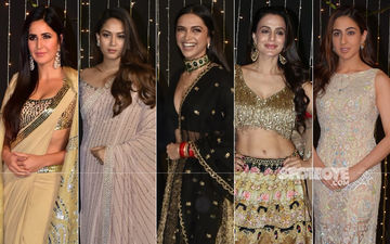 BEST DRESSED & WORST DRESSED At Priyanka Chopra's Wedding Reception: Katrina Kaif, Mira Rajput, Deepika Padukone, Ameesha Patel Or Sara Ali Khan?