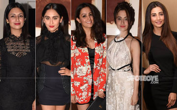 BEST DRESSED & WORST DRESSED At Karishma Tanna's Birthday Bash: Divyanka Tripathi, Krystle D'Souza, Anita Hassanandani, Sanjeeda Shaikh Or Daisy Shah?