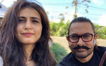 Fatima Sana Shaikh Breaks Silence On Her Alleged Relationship With Aamir Khan