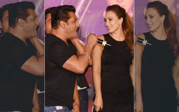 Here's What Iulia Vantur Gifted Salman Khan On His 53rd Birthday