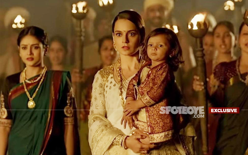 Kangana Ranaut - I Am Very Happy To Don Both The Roles Of Actor And Director For Manikarnika