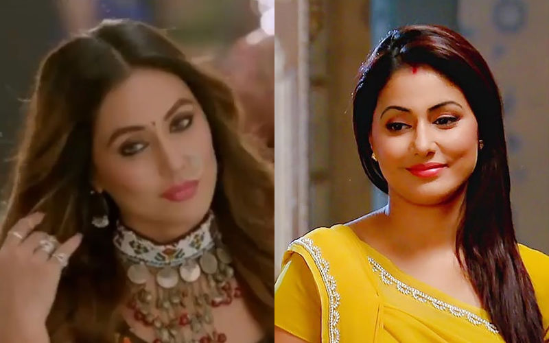 Hina Khan Aka Komolika Is Having A Tough Time Disconnecting From Her Character, Akshara