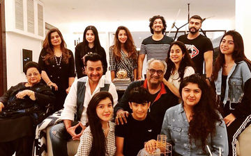 You Can't Miss Out On Arjun Kapoor's 'Good Over Bad' Message For Papa Boney Kapoor On His Birthday