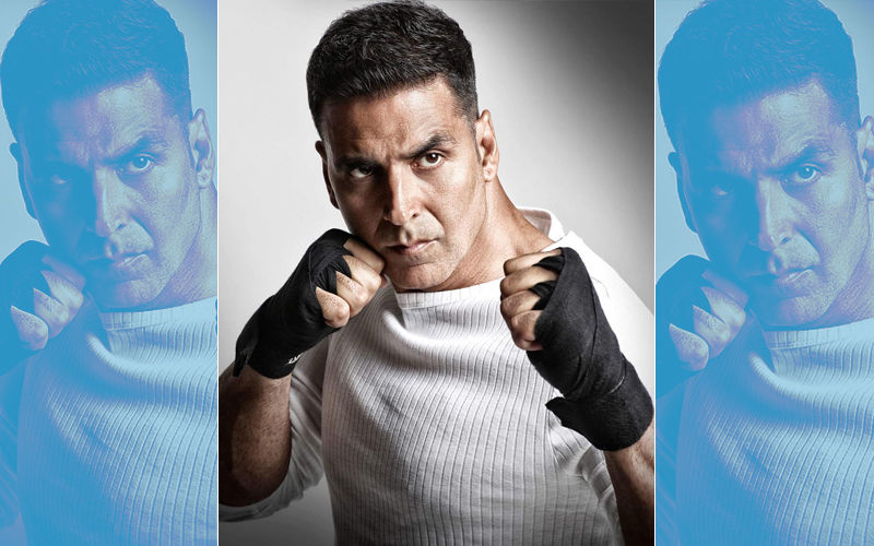 Not Akshay, But Another Kumar Is Spreading Major Fitness Goals This Sunday