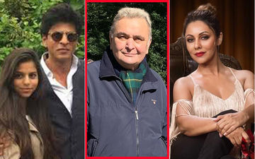 Did Shah Rukh Khan-Gauri-Suhana Visit The Convalescing Rishi Kapoor In New York?