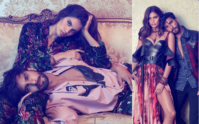 Ranveer Singh And Sara Sampaio's 7 Scorching Moments- If This Is Not Sexy, Then What Is?