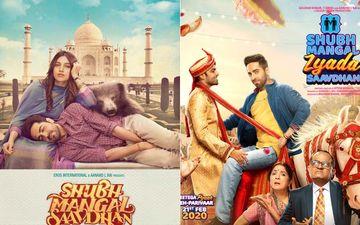 Shubh Mangal Zyada Saavdhan Trailer: Ayushmann-Jitendra Kumar Starrer Vs Ayushmann Khurrana-Bhumi Flick