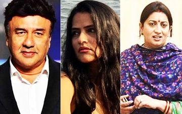 #Metoo: Case Against Anu Malik Closed, Sona Mohapatra Reaches Out To Smriti Irani: 'Shouldn't Anu Malik Be Called For Enquiry?'