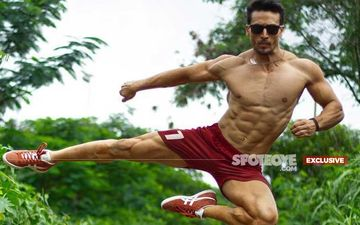 Tiger Shroff On Wanting To Do Action Films, 'It Is Something That Was Always A Vision - EXCLUSIVE