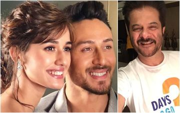 Anil Kapoor Gives Away Tiger Shroff And Disha Patani's Relationship Status In The Funniest Way; Teases, 'Uski Jo Woh Hai Na'