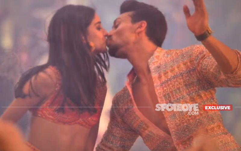 20-Year-Old Ananya Panday: Never Been Kissed Until Tiger Shroff Locked Lips With Her! Believe It Or Not!!