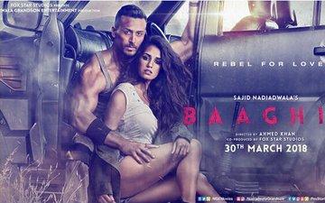 Tiger Shroff–Disha Patani's Love Story Lapped Up, Baaghi 2 Clocks Rs 155.7 Cr In 2 Weeks