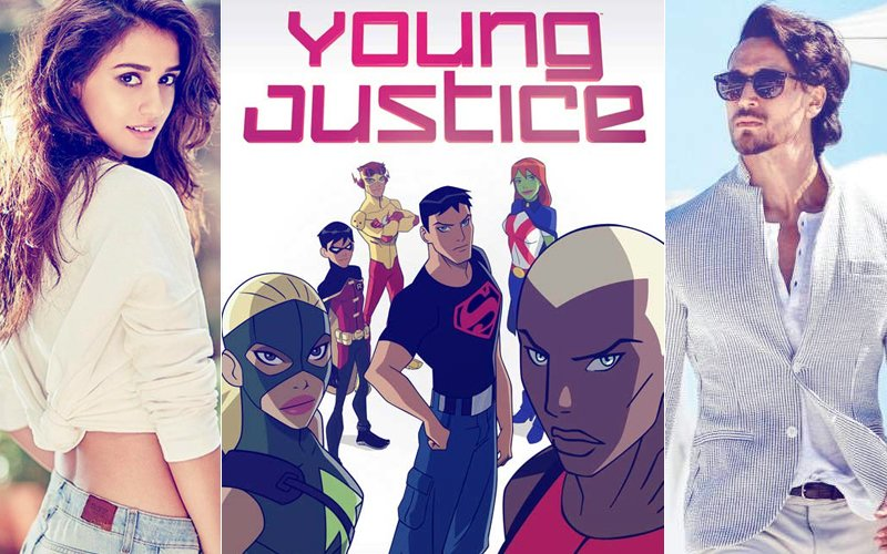 Just Binge: Tiger Shroff & Disha Patani Are Currently ODing On Young Justice