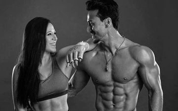 Tiger Shroff Sends Warm Birthday Wishes To His Baby 'Bro' Krishna Shroff Along With A Warning Note