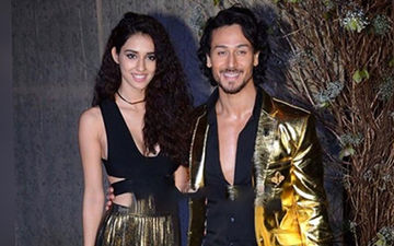 Tiger Shroff Wishes Disha Patani Happy Birthday With A Throwback Dance Video; Actress Is All Hearts