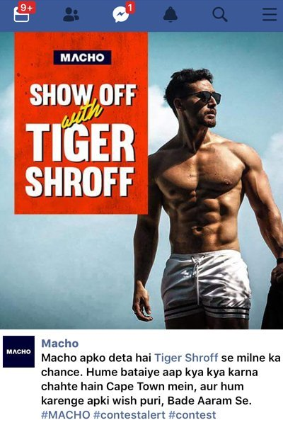 tiger shroff 1