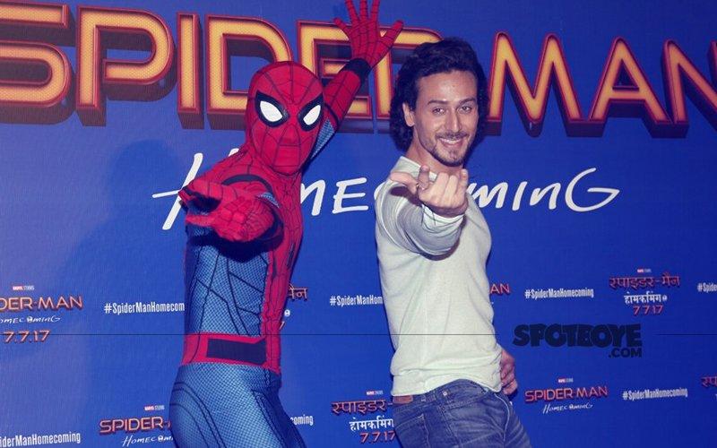 WATCH: When Tiger Shroff Felt He Was Spider-Man