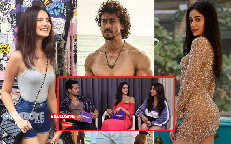 Tiger Shroff-Ananya Panday-Tara Sutaria In A Naughty Interview: Talk Bedroom Secrets, Link-Ups With Disha-Kartik-Sidharth And Embarrassing Moments