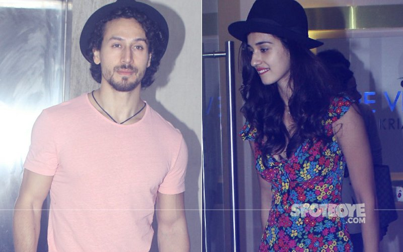Tiger Shroff Organizes Munna Michael Screening For Disha Patani & His Family
