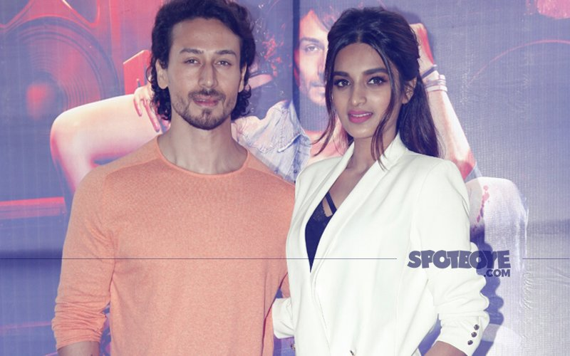 Tiger Shroff & Niddhi Agerwal Promote Munna Michael In Pune