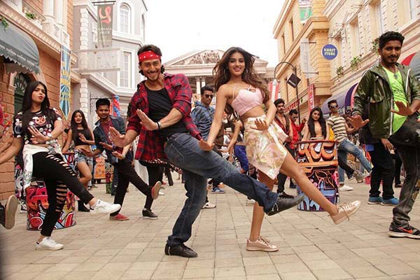 tiger shroff and nidhhi agerwal in a dance sequel from munna michael