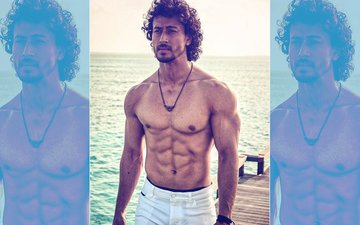 Sexy Saturday: Tiger Shroff's Washboard Abs Are Simply Irresistible!