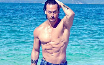 Tiger Shroff Buys New Luxury Wheels, Splurges On BMW 5 Series