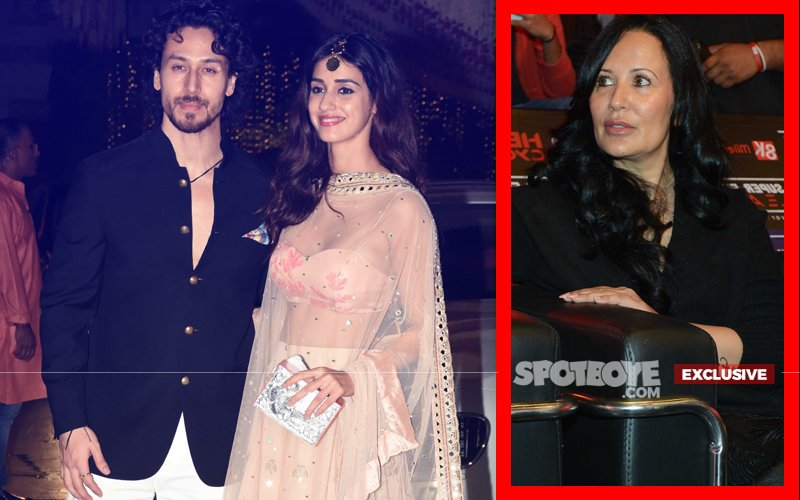 'Tiger Shroff NOT Moving In With Disha Patani', Mummy Ayesha Shroff REACTS