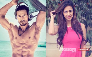 I Love Spending Time With Disha Patani, Says Tiger Shroff