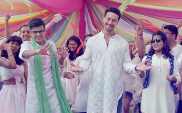 Tiger Shroff Dances With Differently Abled Children To Make Them Feel Special – See Video