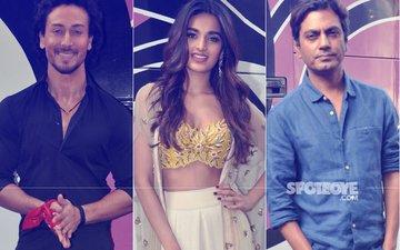 Tiger Shroff, Nidhhi Agerwal & Nawazuddin Siddiqui Promote Munna Michael