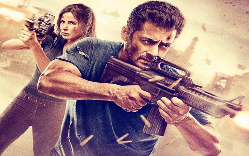 BIGGIE: Salman Khan-Katrina Kaif's Tiger Zinda Hai Crosses 200 Crore