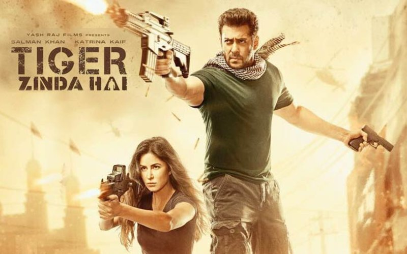 Tiger Zinda Hai Box-Office Collection, Day 1: Salman Records HIGHEST Opening Of His Career, Film MINTS Rs 35 Crore
