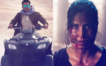 Here's Why You Didn't See Romantic Scenes Between Salman Khan-Katrina Kaif In Tiger Zinda Hai Trailer