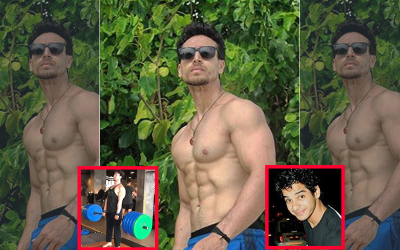 Tiger Shroff's Jaw-Dropping Workout Video Leaves Everyone Impressed; Ishaan Khatter Calls Him 'Superhuman'