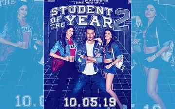 Tiger Shroff–Ananya Panday–Tara Sutaria's SOTY 2 Release Date Postponed