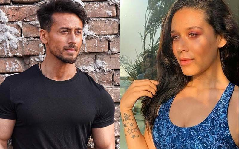 Krishna Shroff Drops A Bomb Of A Picture In Black Bikini; Tiger Shroff's Reply To It Is Every Brother Ever