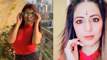 Shehnaaz Gill Oozes Swag While Hina Khan Is All Grace In Makeup Switch TikTok Face-off; Who's Winning This One?