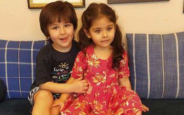 Kareena Kapoor Khan Shares A Precious Picture Of Taimur Ali Khan With Inaaya Naumi Kemmu: 'Brothers And Sisters Forever'