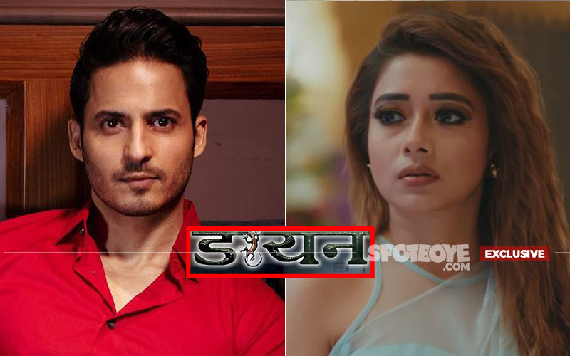 Tinaa Dattaa-Mohit Malhotra's Patch-Up After Sexual Harassment Controversy Of No Good, Daayan Will Go Off-Air Next Month