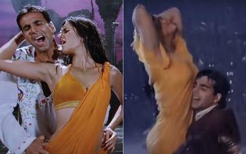 रवीना टंडन के हॉट गाने 'टिप टिप बरसा पानी' को कैटरीना कैफ के साथ अक्षय कुमार करेंगे रिक्रिएट