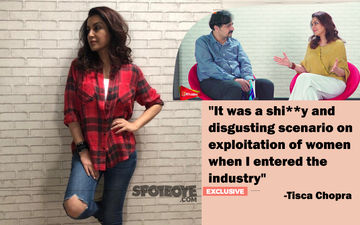"Tisca Chopra On ""Disillusionment With TV, No Qualms To Bold Scenes In Web Shows And Advantages Of #MeToo""- EXCLUSIVE"