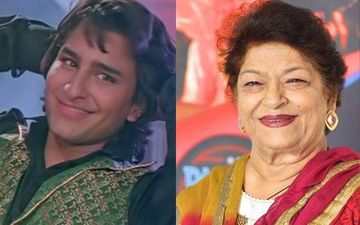 Saif Ali Khan Remembers Saroj Khan: Was Bleeding After Rehearsals, Masterji Said, 'Oh Don't Worry, See Where This Blood Takes You In Life'