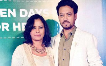 Irrfan Khan's Wife Sutapa Reacts To Netizens' Disappointment With The Condition Of Late Actor's Grave: 'Why Should Everything Be Exactly As Per Definition'