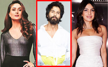 Kareena Kapoor Khan Or Priyanka Chopra-Which Ex-Lover's Memories Would Shahid Kapoor Erase?